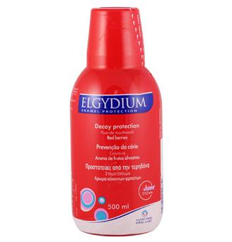 Elgydium Junior Υγρό Για Παιδιά Από 6ετών 500ml