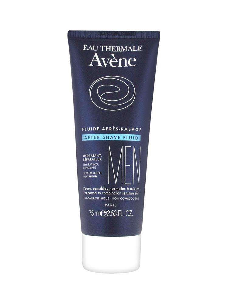 Avène Men Fluide Apres Rasage – Ενυδατική Κρέμα για Μετά το Ξύρισμα με Λεπτόρρευστη Υφή 75ml