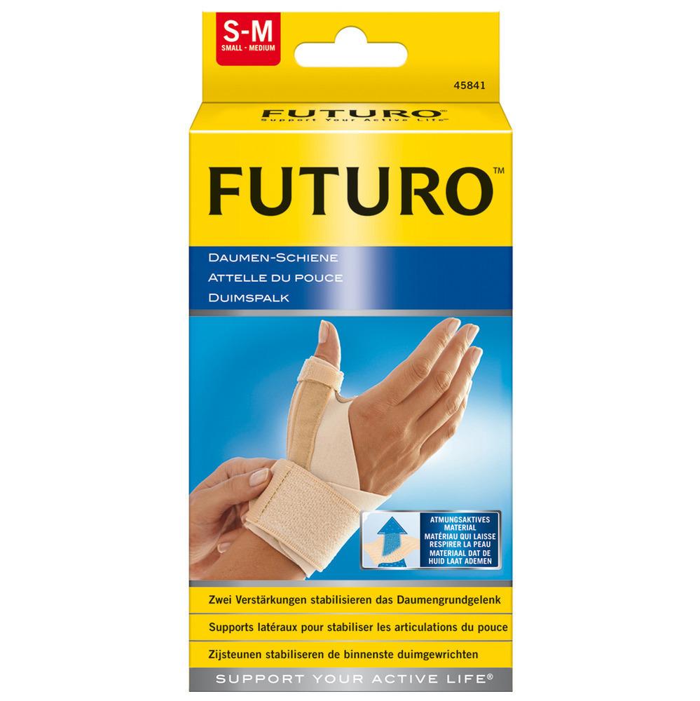 Futuro Deluxe Νάρθηκας Στήριξης Αντίχειρα 1 τμχ – S/M