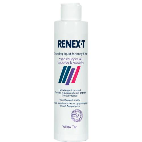 Froika Renex T Shampoo Σαμπουάν Κατάλληλο για τη Λιπαρή Πιτυρίδα & τον Κνησμό 200ml
