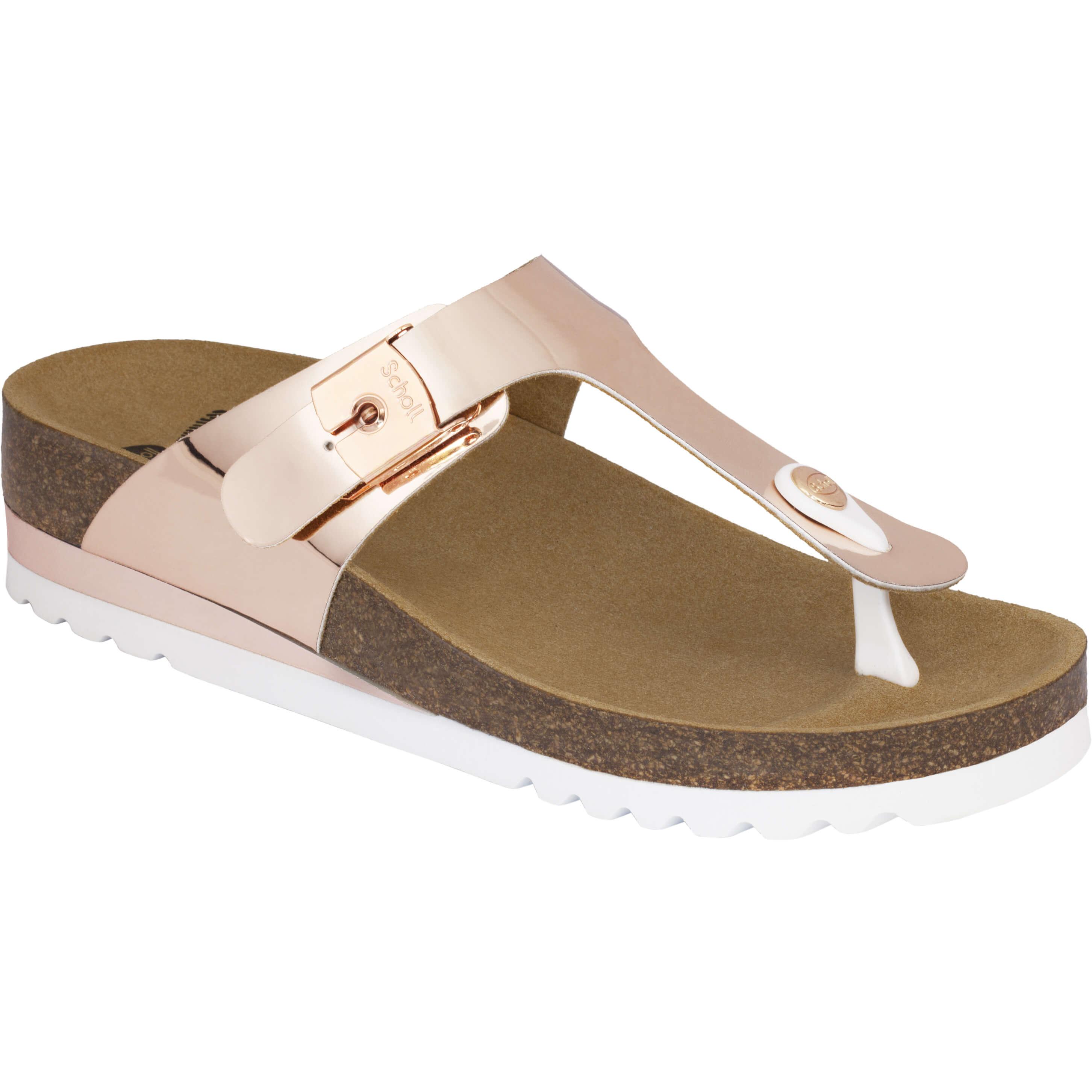 d9d38f8cce7 Dr Scholl Shoes Glam SS 1 Bronze ΝΕΟ Γυναικεία Ανατομικά Παπούτσια Χαρίζουν  Σωστή Στάση & Φυσικό