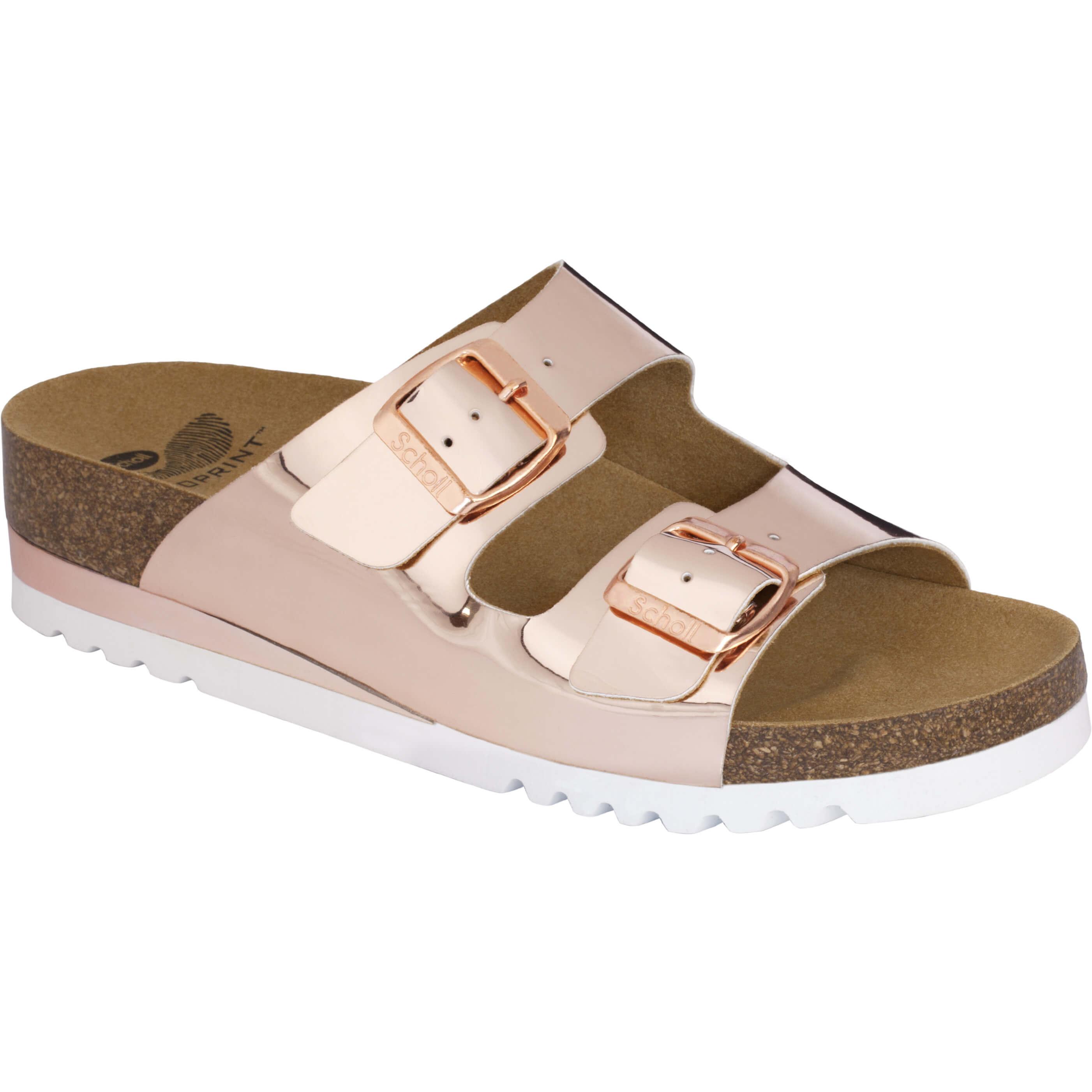 ba4851dfb8d Dr Scholl Shoes Glam SS 2 Bronze ΝΕΟ Γυναικεία Ανατομικά Παπούτσια Χαρίζουν  Σωστή Στάση & Φυσικό