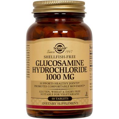 Solgar Glucosamine HCL 1000mg tablets