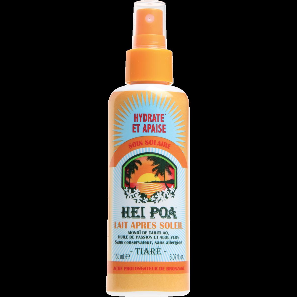 Hei Poa After Sun Milk Tiare Spray – Γαλάκτωμα για μετά τον Hλιο 150ml