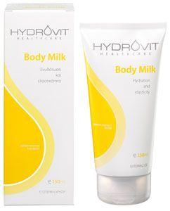 Hydrovit Body Milk Γαλάκτωμα Σώματος 150ml