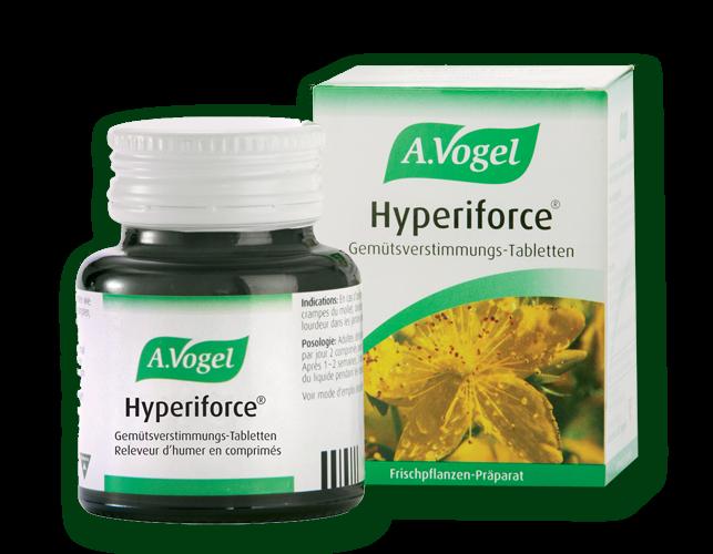A.Vogel Hyperiforce Ανακουφίζει Την Κατάθλιψη 60 tabs