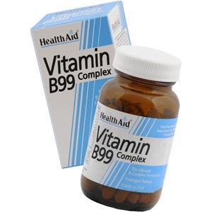 Health Aid HealthAid B99 Complex Prolonged Release Υγεία Του Νευρικού Και Του Πεπτικού Συστήματος 60tabs