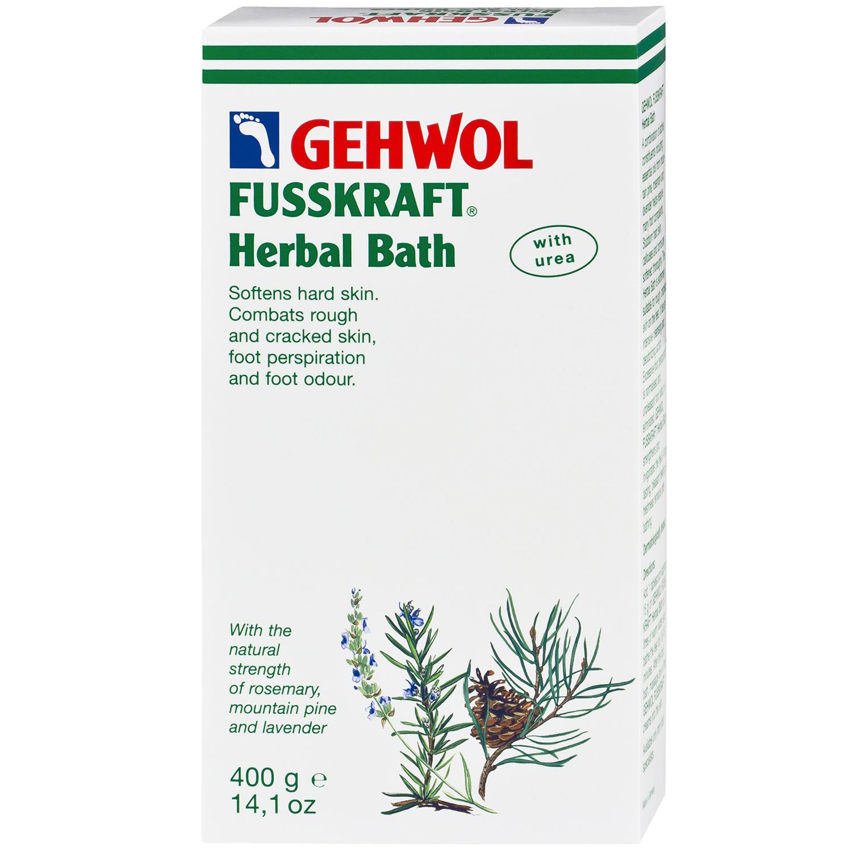 Gehwol Fusskraft Herbal Bath Ποδόλουτρο με Αρωματικά Βότανα 400gr