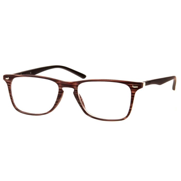 Frog Optical Γυαλιά Πρεσβυωπίας με Κοκκάλινο Σκελετό ΚαφέC113 – 2,50