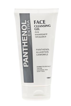 Medisei Panthenol Extra Face Cleansing Gel Αφρώδες Διάφανο Gel Χωρίς Σαπούνι 150ml