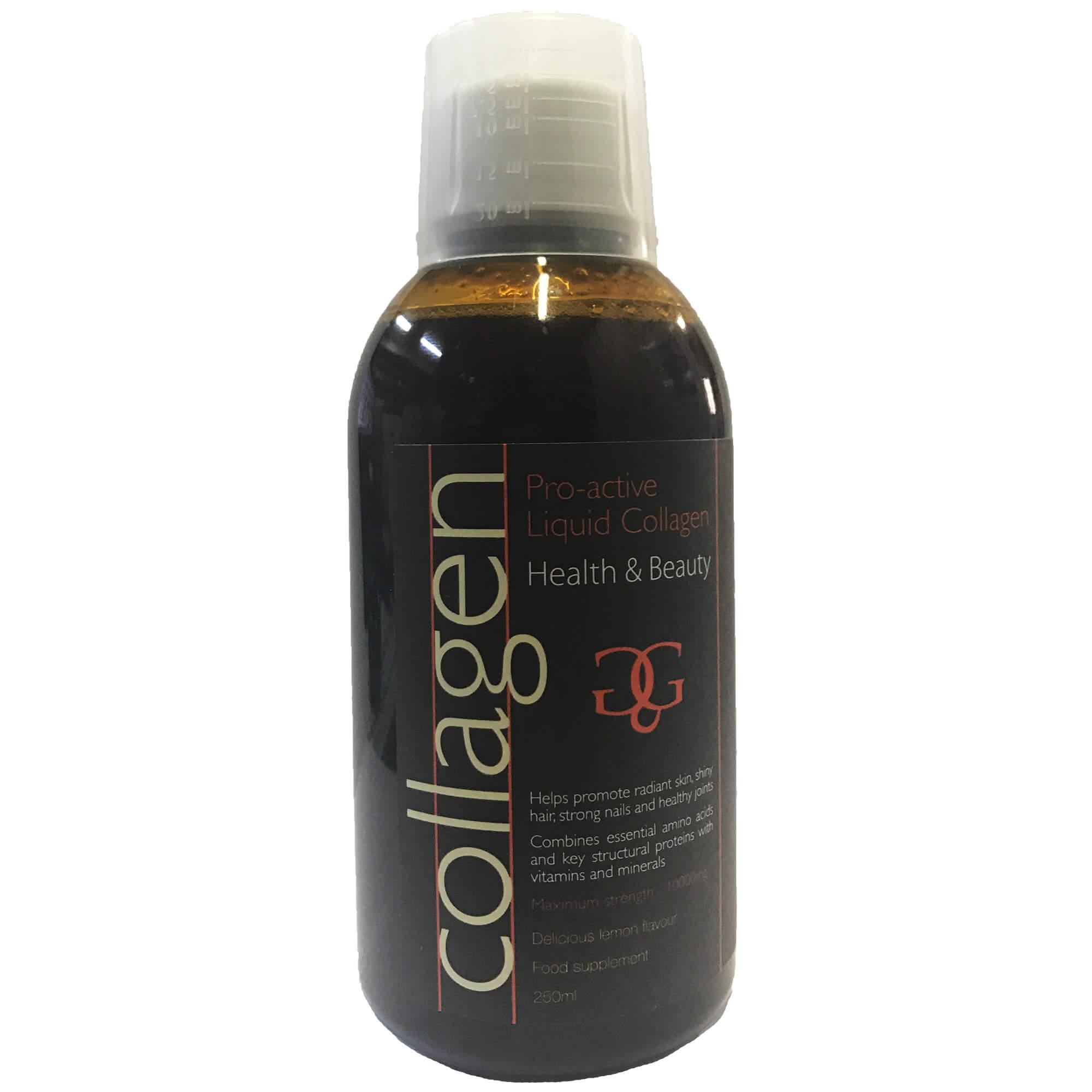 Collagen ProActive Πόσιμο Κολλαγόνο με Γεύση Λεμόνι 250ml