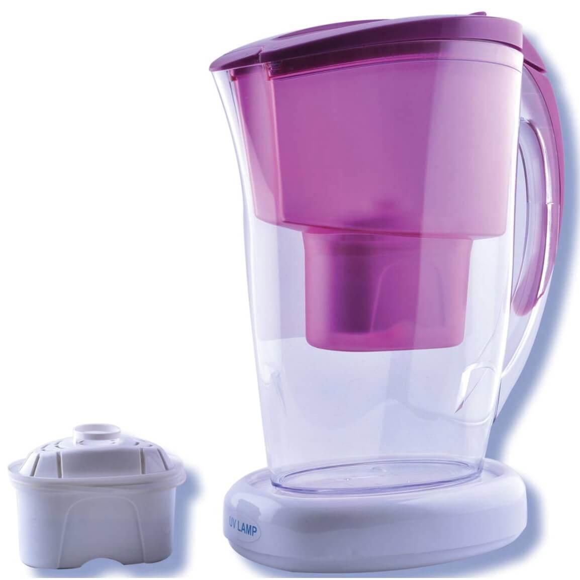 Ninfa CA-F02 Filter Κανάτα Φίλτρο Νερού, Παρέχει Καθαρό Υψηλής Ποιότητας Νερό φαρμακείο   φυσικά προϊόντα   φίλτρα νερού