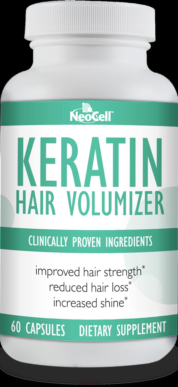Neocell Κερατίνη Ενίσχυση Μαλλιών Με Κολλαγόνο Σε 60 Φυτοκάψουλες
