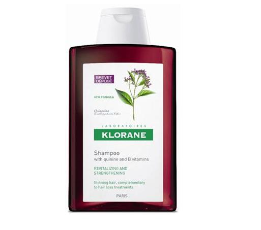 Klorane Shampoo Quinine Σαμπουάν με Κινίνη 400ml