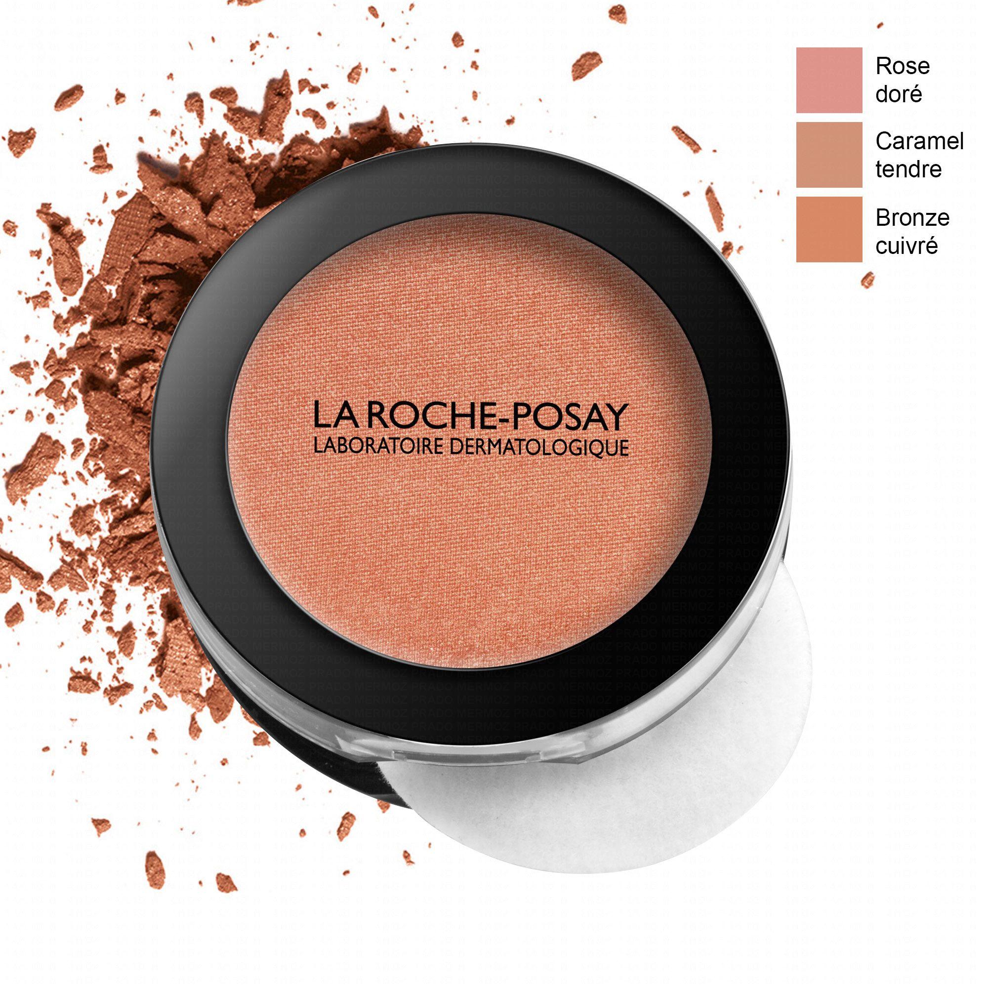 La Roche-Posay Toleriane Teint Blush Ρουζ για Φυσικά Λαμπερό Αποτέλεσμα 5gr – 04 Bronze