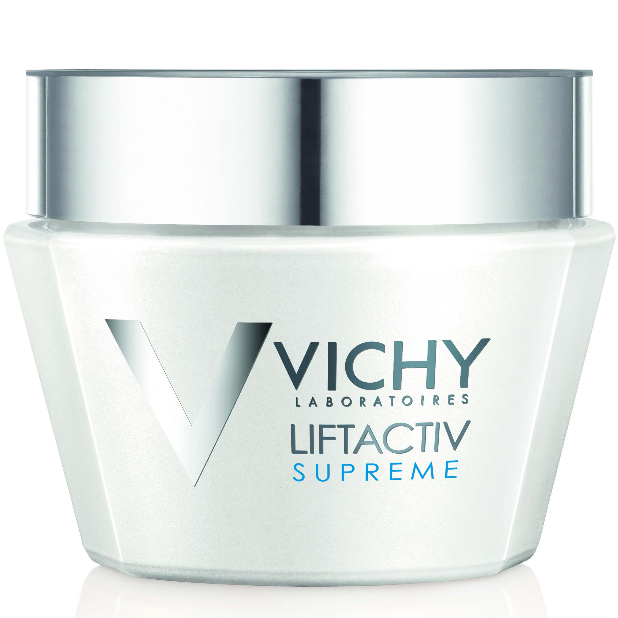 Vichy Liftactiv Supreme Αντιρυτιδική & Συσφικτική Κρέμα Προσώπου Ξηρή / Πολύ Ξηρή Επιδερμίδα 50ml