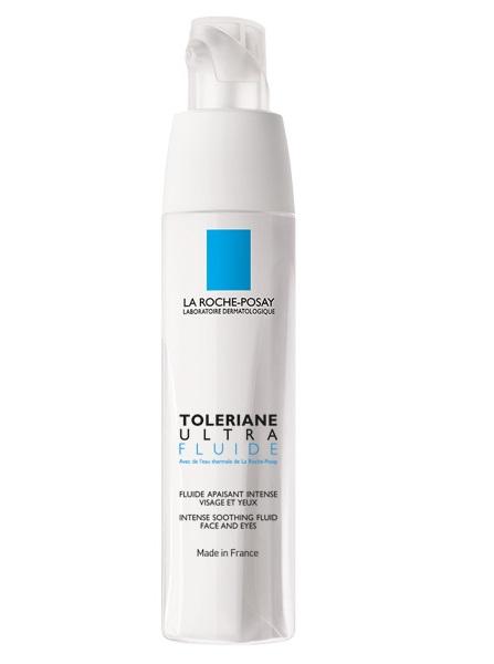 La roche-Posay Toleriane Ultra Fluide Kαθημερινή Εντατική Καταπραϋντική Φροντίδα Σε Ανάλαφρη Υφή Fluide 40ml