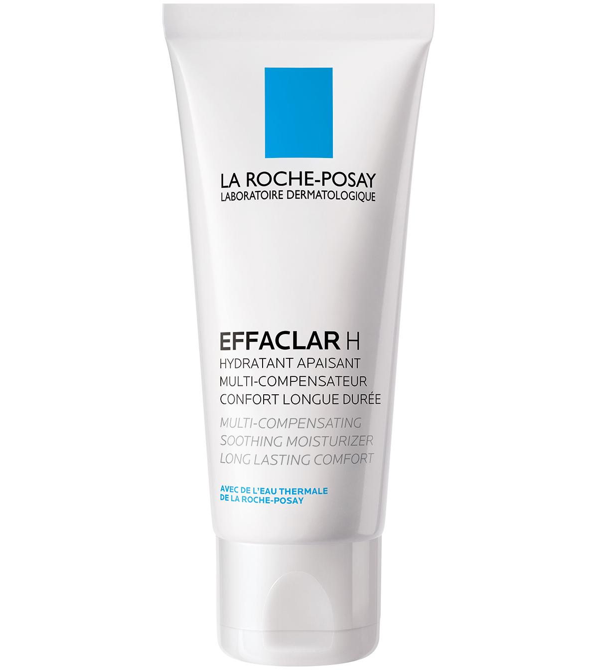 La Roche-Posay EffaclarH Καταπραϋντική Ενυδατική Κρέμα 40ml