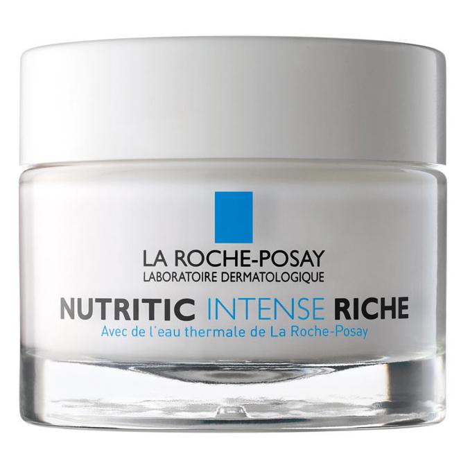 La Roche-Posay Nutritic Intense Riche Pot Κρέμα Εντατικής Θρέψης 50ml