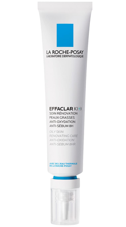 La Roche-Posay Effaclar K(+) Innovation Φροντίδα Ανανέωσης του Λιπαρού Δέρματος, Αντιοξειδωτικής Δράσης,Ρύθμισης Σμήγματος 30ml