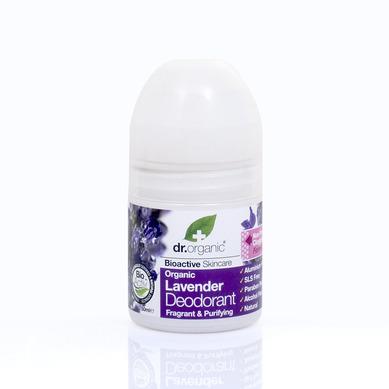 Dr Organic Organic Lavender Deodorant Αποσμητικό με Βιολογική Λεβάντα 50ml