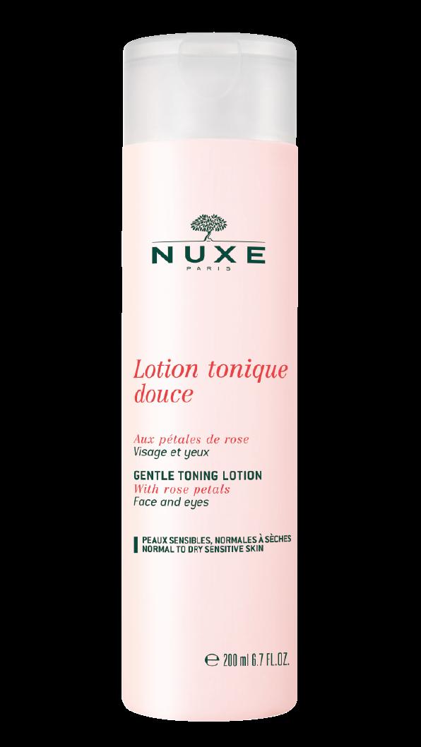 Nuxe Lotion Tonic with Rose petals – Τονωτική Λοσιόν Καθαρισμού με Ροδοπέταλα 200ml