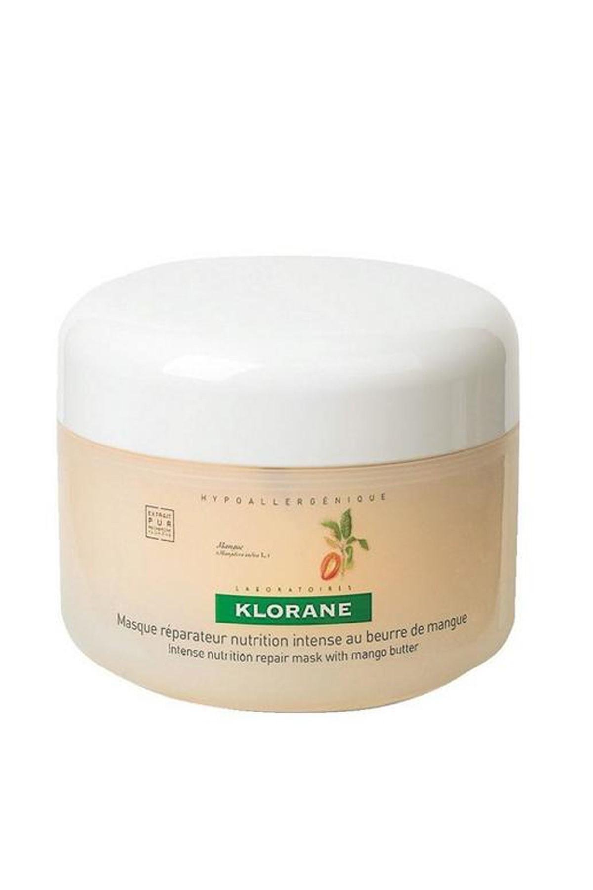 Klorane Masque Mangue, Μάσκα Μαλλιών Με Μάνγκο 150ml υγιεινή   μαλλιά   μαλακτικά μάσκες ελιξίρια μαλλιών