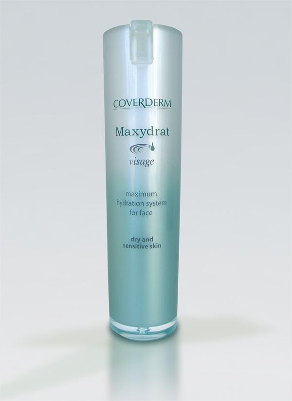 Coverderm Maxydrat Visage Ενυδατική Κρέμα για Ξηρό-Ευαίσθητο Δέρμα 30ml