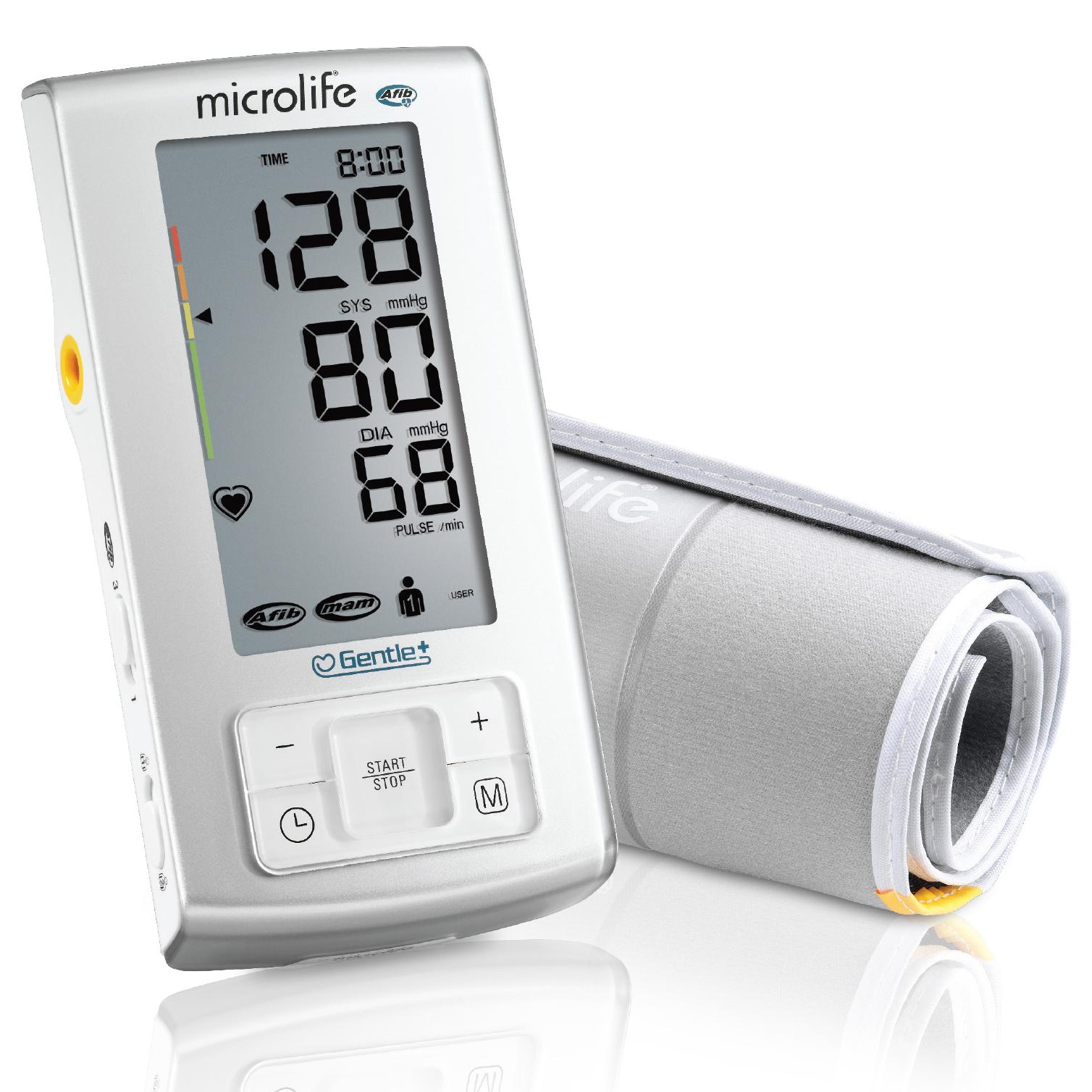 Microlife BP A6 PC Υπεραυτόματο Πιεσόμετρο Μπράτσου Με την Κορυφαία Τεχνολογία A φαρμακείο   πιεσόμετρα   θερμόμετρα   ηλεκτρικές συσκευές   πιεσόμετρα