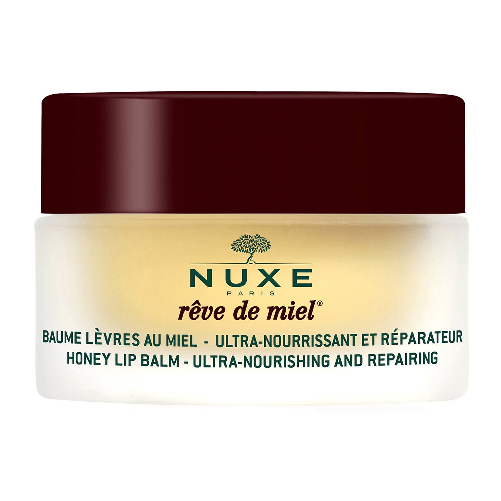Nuxe Reve De Miel Baume Levres – Θρέψη για Ξηρά και Σκασμένα Χείλη 15ml