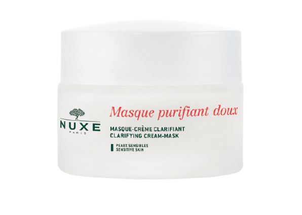 Nuxe Masque Doux Aromatique 3 Roses – Μάσκα για Βαθύ Καθαρισμό 50ml