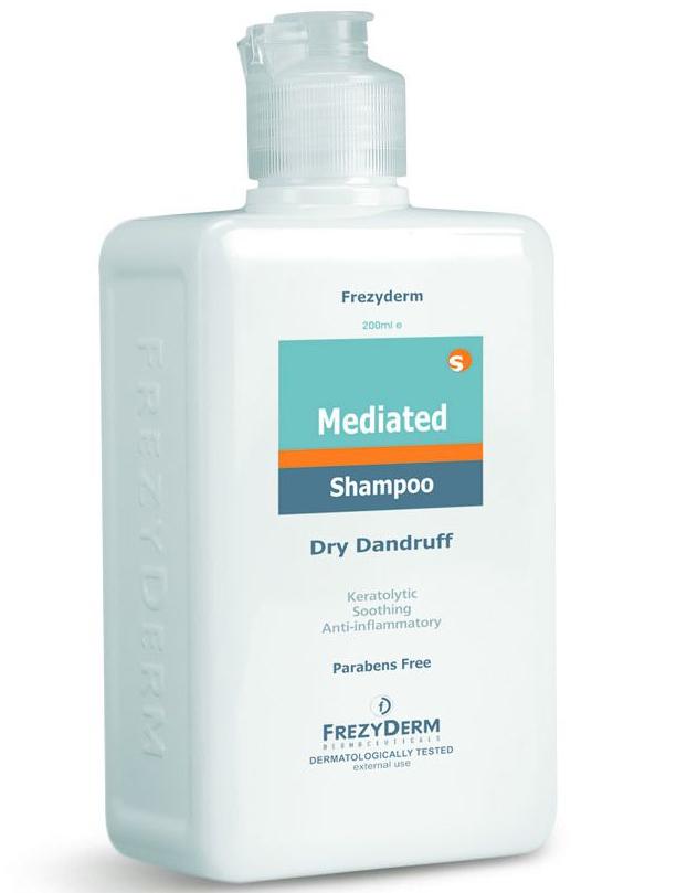 Frezyderm Mediated Shampoo Σαμπουάν για την Ξηρή Πιτυρίδα 200ml