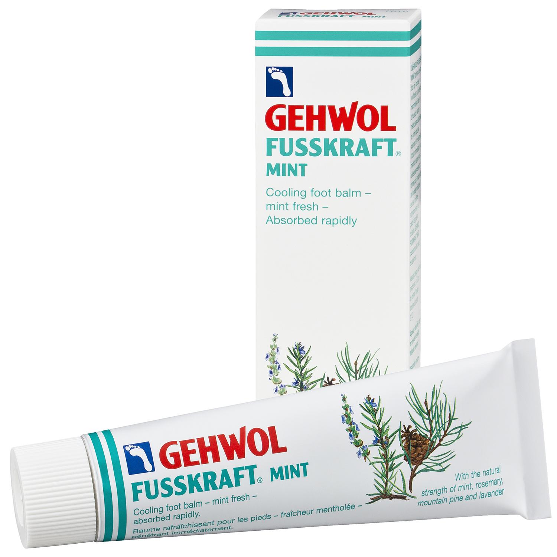 Gehwol Fusskraft Mint Αντιφλογιστικό Βάλσαμο για Πέλματα και Γάμπες 125ml