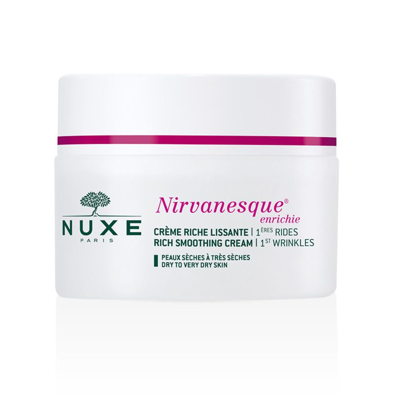 Nuxe Creme Nirvanesque Enrichie – Πλούσια Κρέμα Κατά των Πρώτων Ρυτίδων Έκφρασης 50ml