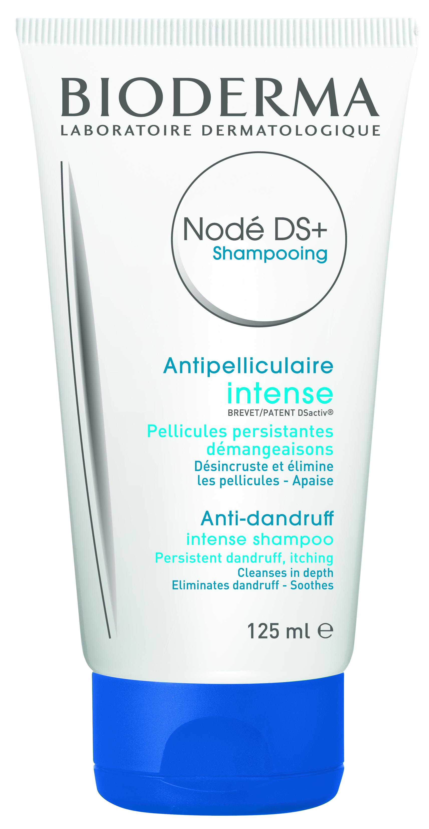 Bioderma Node DS+ Shampoo – Σαμπουάν Κατά της Σμηγματορροϊκής Δερματίτιδας 125ml