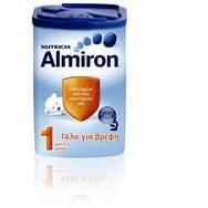 Nutricia Almiron 1 Για Υγιή Τελειόμηνα Βρέφη Από 0-6 Μηνών – 400ml