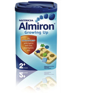 Nutricia Almiron Growing Up 2+ Νηπιακό Γάλα Από Το 2ο Έτος 800gr