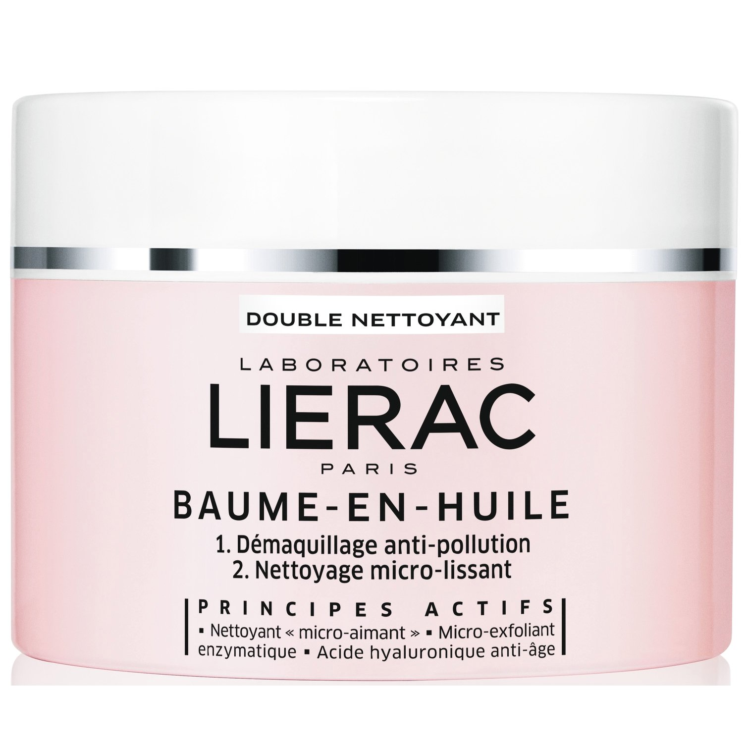 Lierac Demaquillant Baume – en – Huile Balm σε Έλαιο Διπλού Καθαρισμού120ml