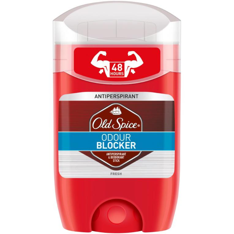 Old Spice Anti Per Odor Blocker Stick Αποσμητικό Στικ για Άνδρες 50ml