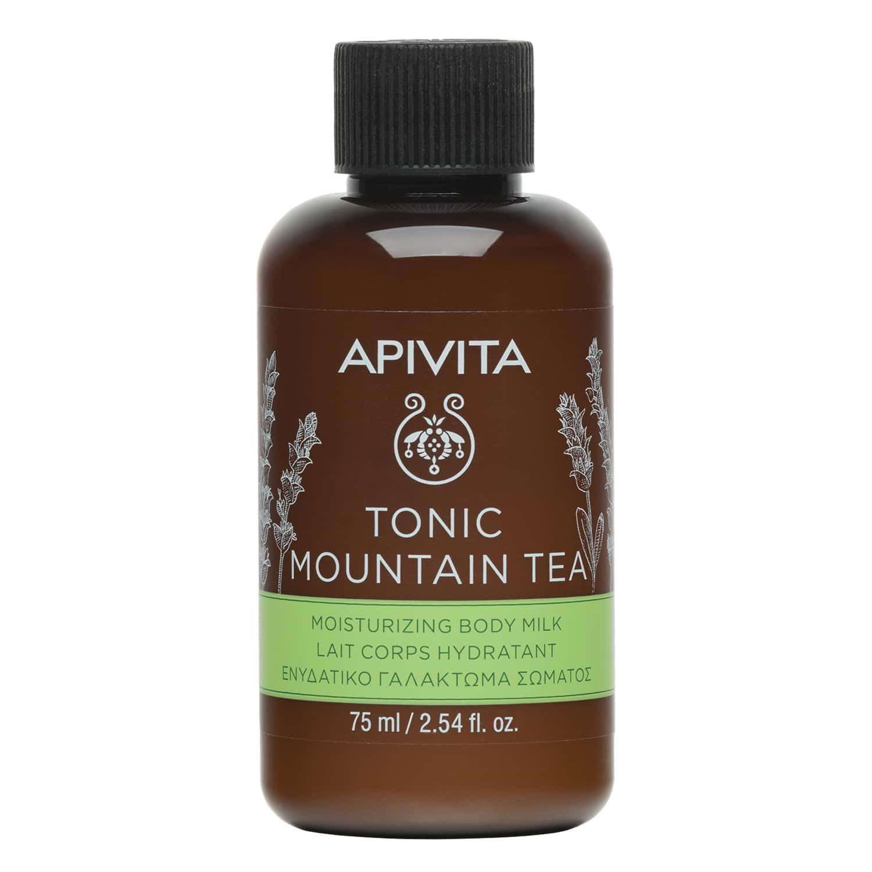 Apivita Tonic Mountain Tea Ενυδατικό Γαλάκτωμα 75ml