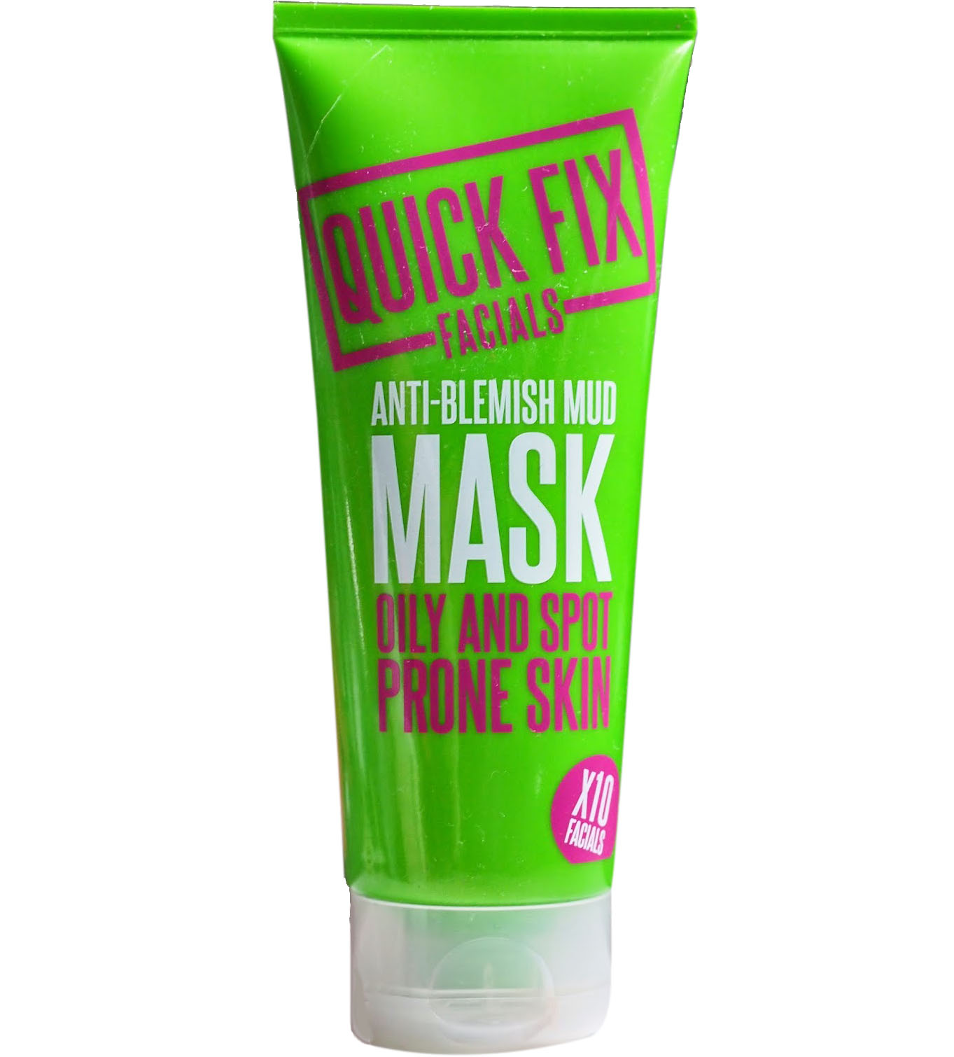 Quick Fix Facials Anti-Blemish Mud Mask Μάσκα Προσώπου για Λιπαρό με Φραγμένους Πόρους Δέρμα100ml
