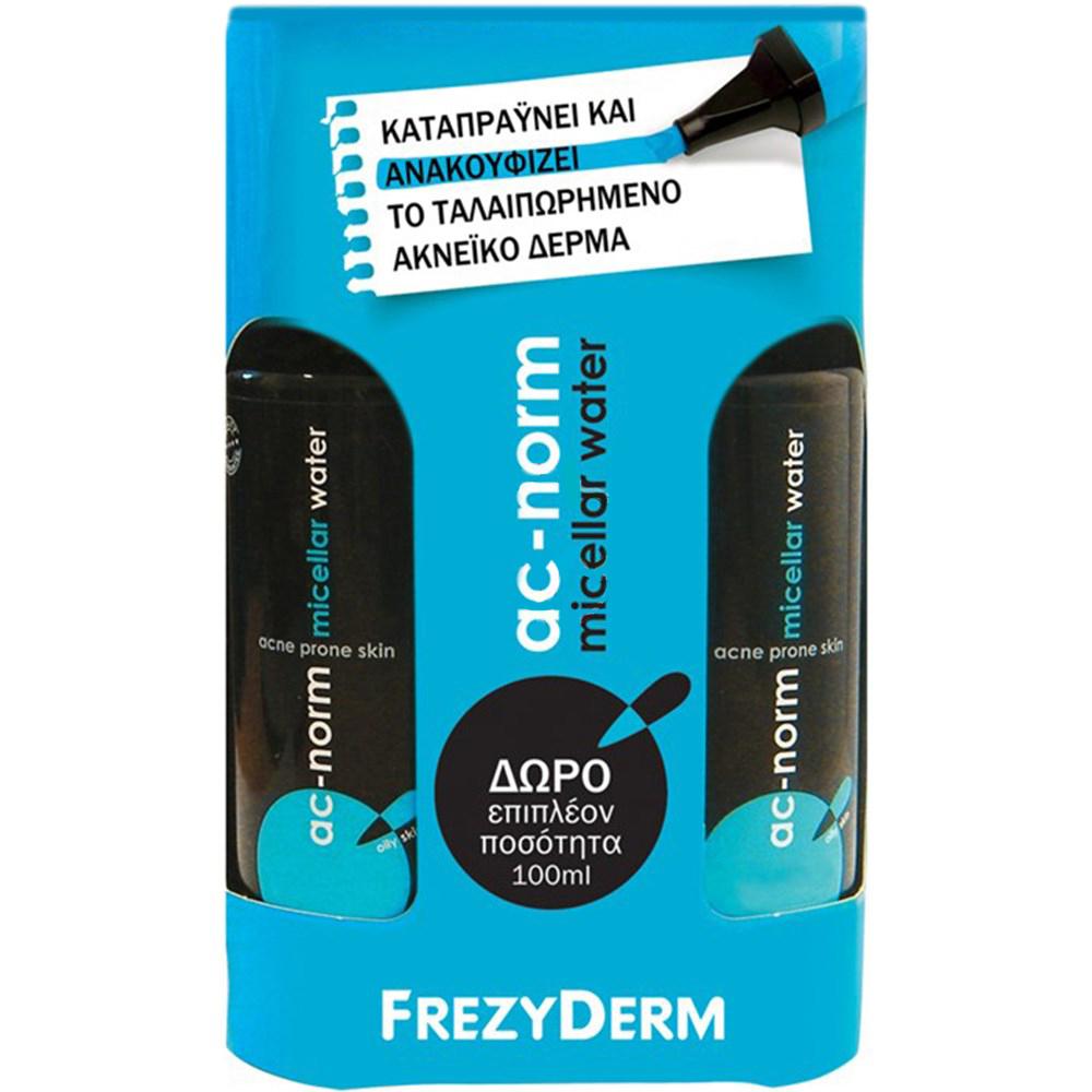 Frezyderm Ac-Norm Micellar Water 200ml + Δώρο Επιπλέον Ποσότητα 100ml
