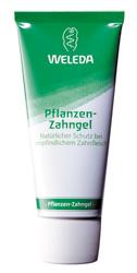 Weleda Pflanzen Zahngel Φυτική Οδοντόκρεμα Gel Πρόληψη Κατά Της Τερηδόνας Αλλά Και Τη Δημιουργία Πέτρας 75ml