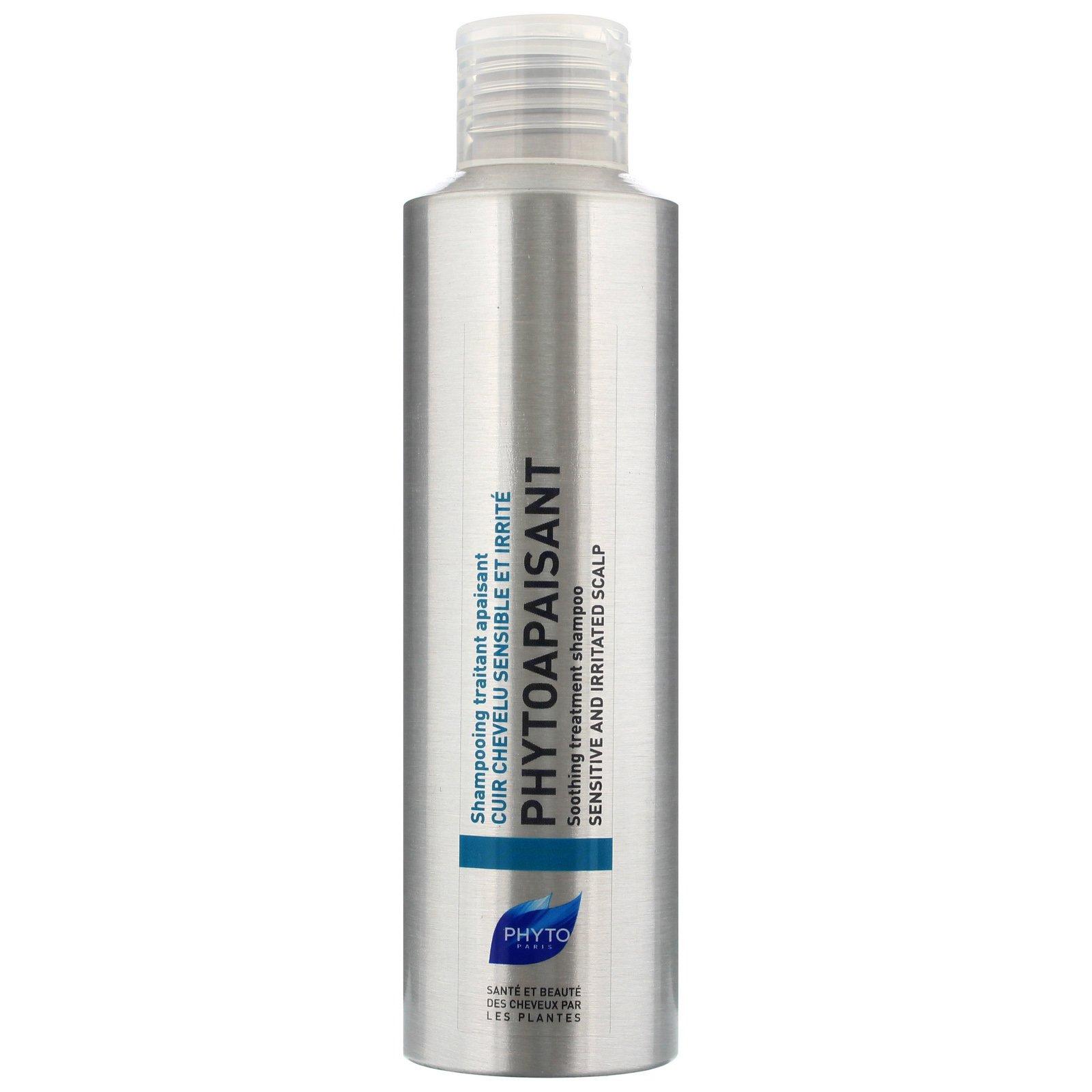 Phyto Phytoapaisant Shampoo Δροσιστικό Καταπραϋντικό Σαμπουάν Ευαίσθητο & Ερεθισμένο Τριχωτό 200ml