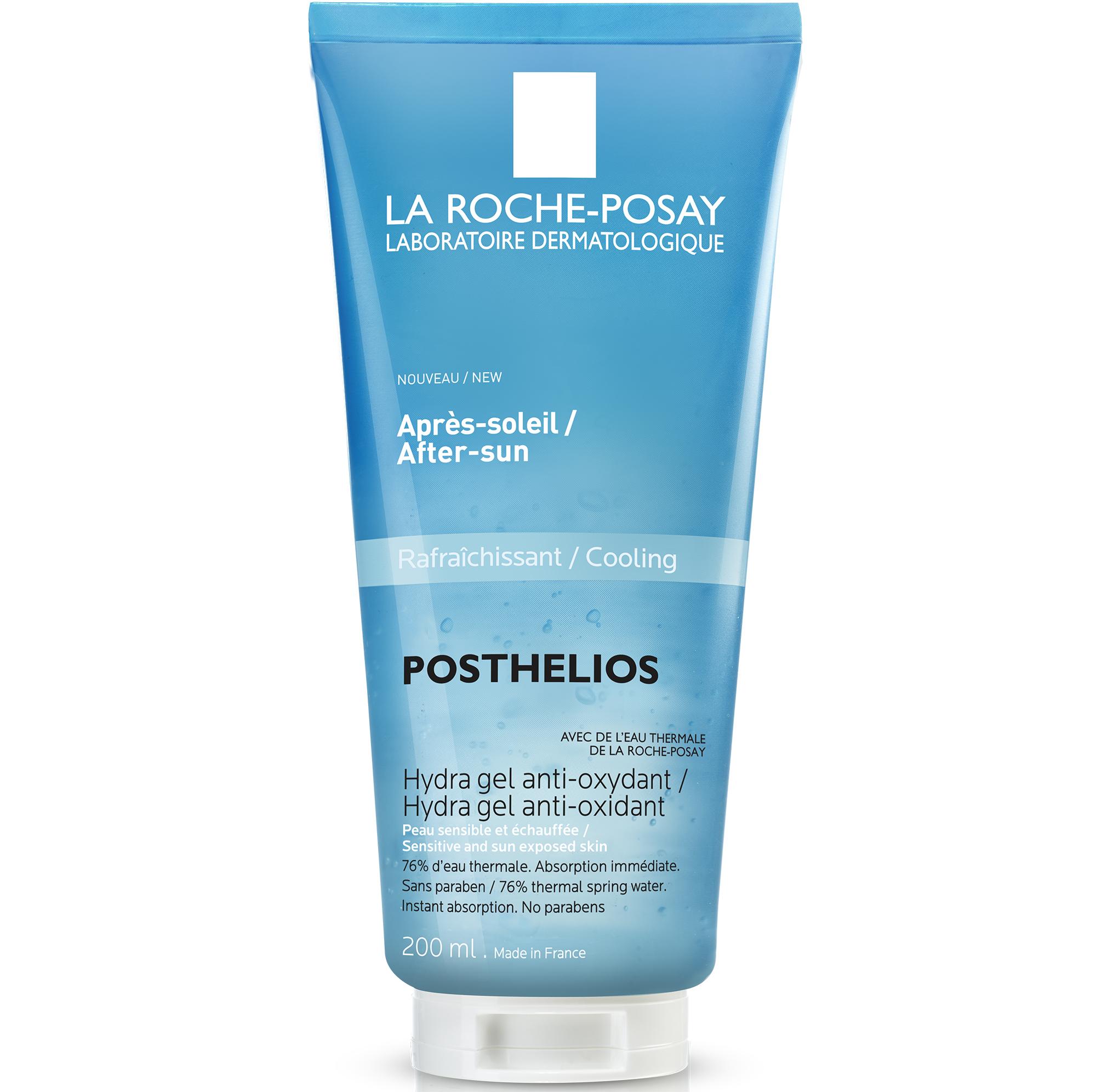 La Roche-Posay Posthelios Δροσιστικό – Καταπραϋντικό Gel για Μετά τον Ήλιο 200ml