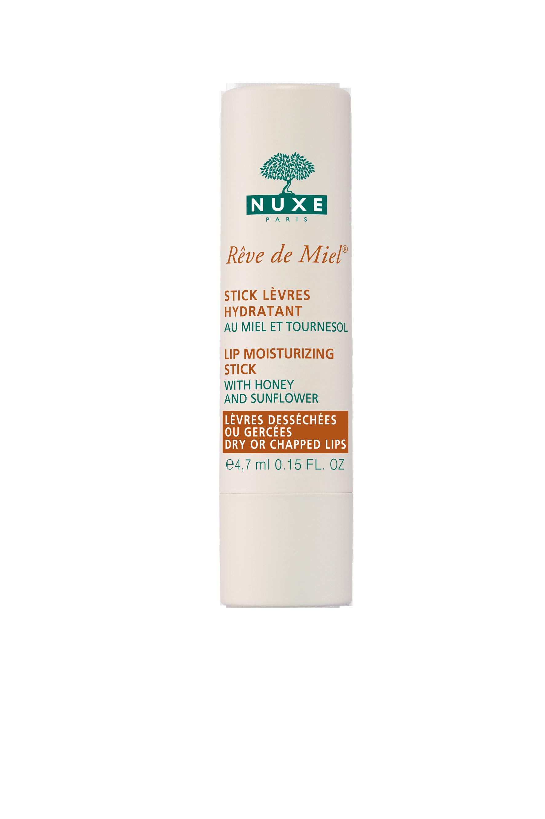 Nuxe Reve de Miel Stick Levres Lip Moisturizing Stick Ενυδάτωση Χειλιών 4.4gr