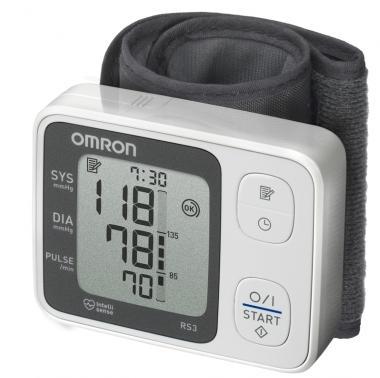 OMRON RS3 Υπεραυτόματο Πιεσόμετρο Καρπού φαρμακείο   πιεσόμετρα   θερμόμετρα   ηλεκτρικές συσκευές   πιεσόμετρα