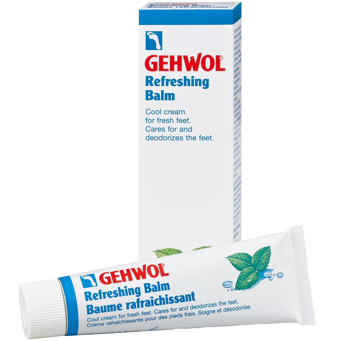 Gehwol Refreshing Balm Βάλσαμο Φρεσκάδας 75ml υγιεινή   πόδια   κακοσμία ποδιών