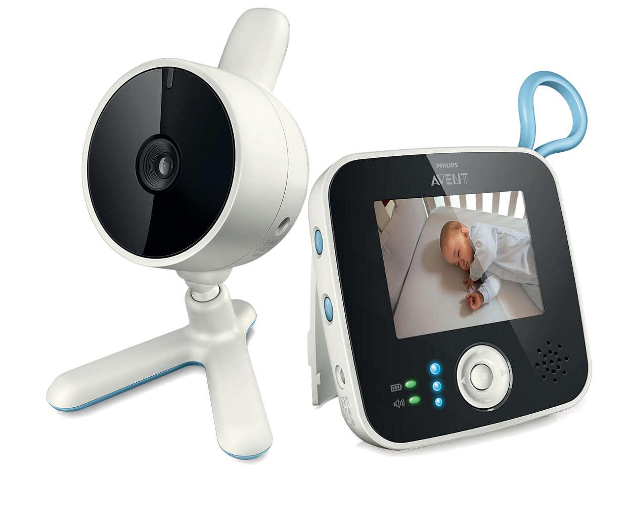 Avent Ψηφιακή Βρεφική Oθόνη Bίντεο (Μόνιτορ) μητέρα παιδί   αξεσουάρ και παιχνίδια   ενδοεπικοινωνία   αποστειρωτές