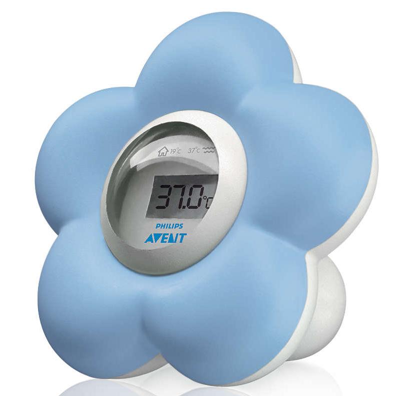 Avent Θερμόμετρο για το Μπάνιο / Δωμάτιο του Μωρού